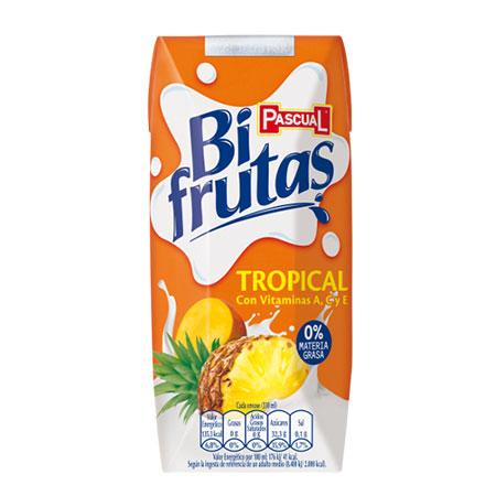 Bi Frutas Tropical Pascual